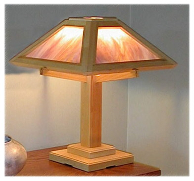 arts & crafts/mission style lighting, craftsman lamps, arts ...
